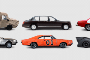 6 Famous Cars That are Characters All Their Own
